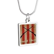 Sons of Liberty Flag Necklaces