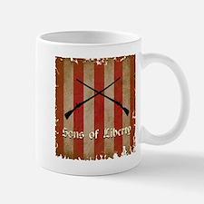 Sons of Liberty Flag Mugs