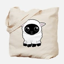 Cute Woolly Sheep Tote Bag