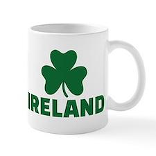 Ireland shamrock Small Mug