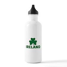 Ireland shamrock Water Bottle
