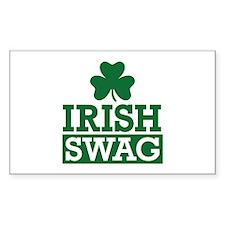 Irish swag Decal