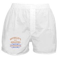 Veterinarian Boxer Shorts