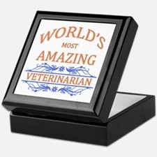 Veterinarian Keepsake Box