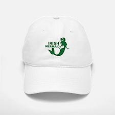 Irish mermaid Baseball Baseball Cap