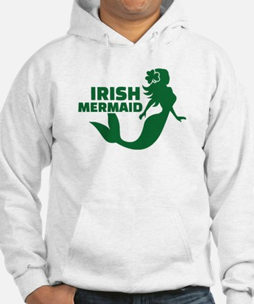 Irish mermaid Jumper Hoody