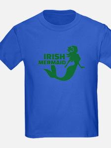 Irish mermaid T