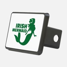Irish mermaid Hitch Cover