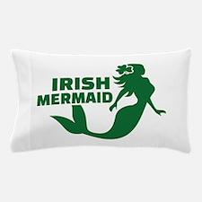 Irish mermaid Pillow Case