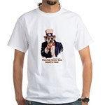 Uncle Meerkat Wants YOU! T-shirt