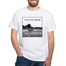 County Cork Horses T-shirt