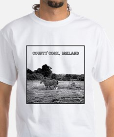 County Cork Horses T-shirt