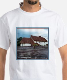 Ireland -- Thatched Roof Cottage T-shirt
