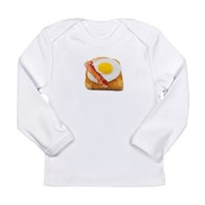 eggs & bacon Long Sleeve T-Shirt