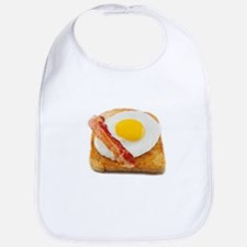 eggs & bacon Bib