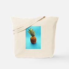 blue pineapple Tote Bag
