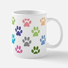 Cute Animal tracks Mug