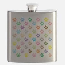 Unique Animal pattern Flask