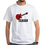 Isaiah White T-shirt