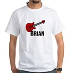 Guitar - Brian White T-shirt