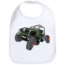 jeep truck rock crawler offroad race Bib