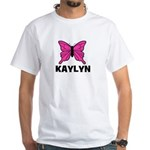 Butterfly - Kaylyn White T-shirt