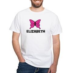 Butterfly - Elizabeth White T-shirt