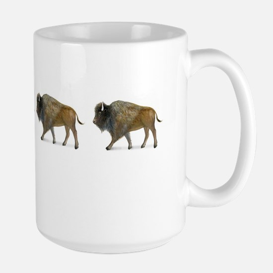 Buffalos on the way Mugs