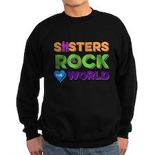 Sisters Rock the World Sweatshirt