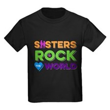 Sisters Rock the World T