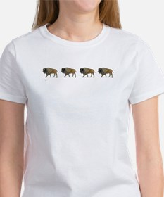 Buffalos on the way T-Shirt
