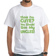 Think I'm Cute? UncleS (Plura Shirt