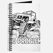 No Problem Rock Crawling Jeep Journal