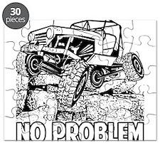 No Problem Rock Crawling Jeep Puzzle