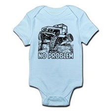 No Problem Rock Crawling Jeep Body Suit