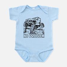 No Problem Rock Crawling Jeep Body Suit