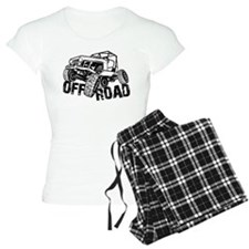 Off-Road Rock Crawler Jeep Pajamas
