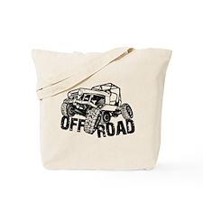 Off-Road Rock Crawler Jeep Tote Bag