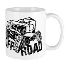 Off-Road Rock Crawler Jeep Mugs