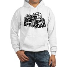 Off-Road Rock Crawler Jeep Hoodie
