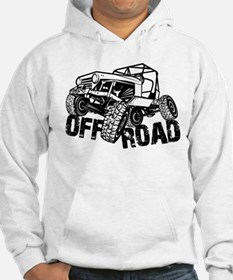 Off-Road Rock Crawler Jeep Hoodie