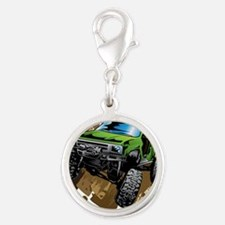 truck-green-crawl-mud Charms