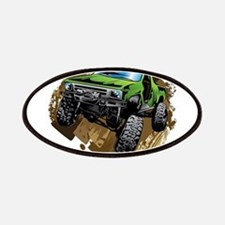 truck-green-crawl-mud Patches