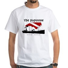 The Papoose White T-shirt