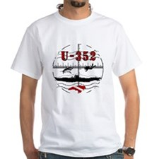 U-352 White T-shirt