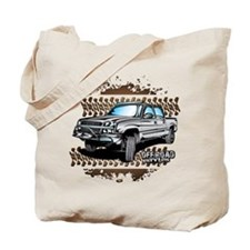 Chevy 4x4 Z71 Shirt Tote Bag