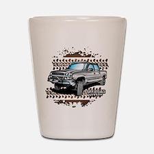 Chevy 4x4 Z71 Shirt Shot Glass