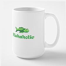 FISHAHOLIC Mugs