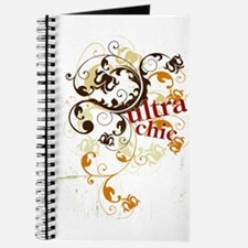 Floral Ultra Chic Journal