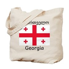 Georgia DS Tote Bag